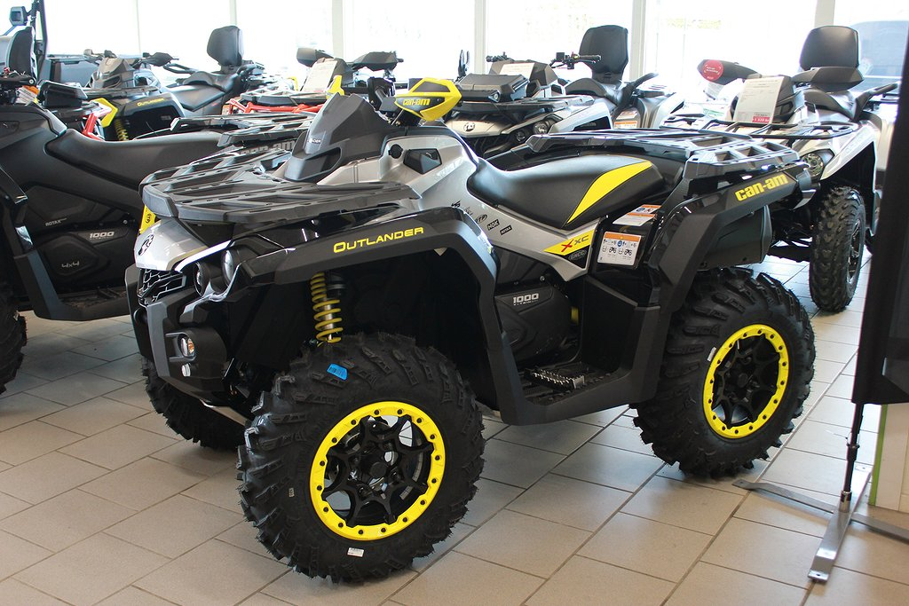 Can-Am Outlander Xxc 1000 T3B ABS