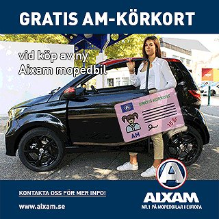 Aixam Coupe GTI ABS/Larm-2021