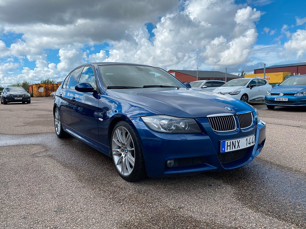 BMW 335 d Sedan Steptronic M Sport, Comfort 286hk