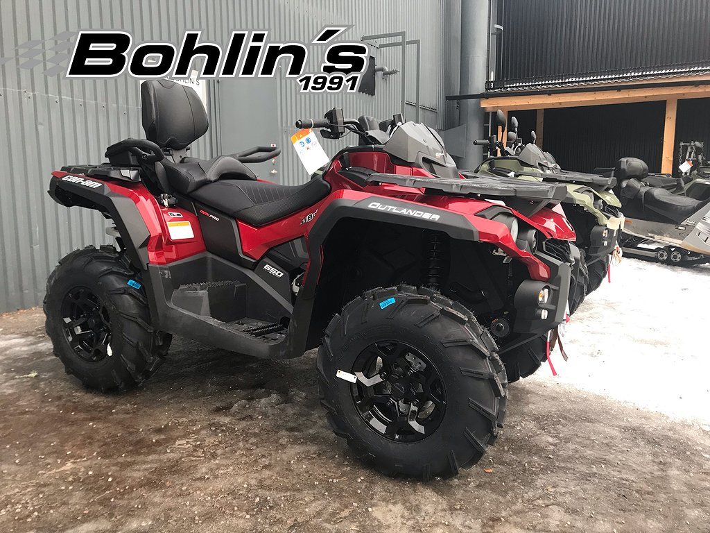 Can-Am Outlander Max Pro 650 T3 -19