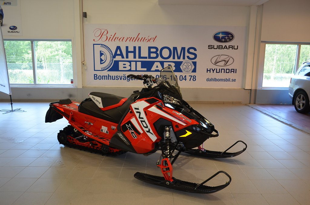 Polaris 850 Indy XC 129 Indy Red 38mil