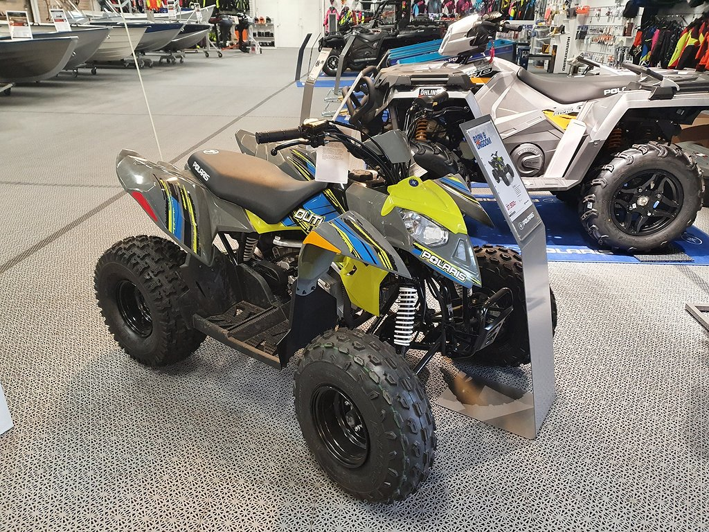 Polaris Outlaw 110 ABRIS