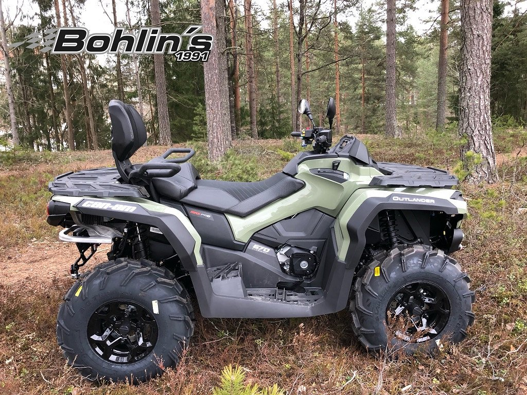 Can-Am Outlander 570 Max PRO+ T3B -20 *I lager*
