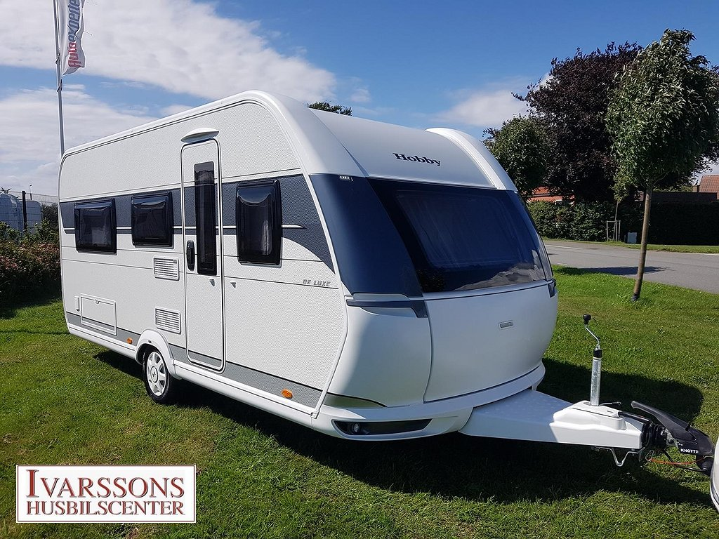 Hobby 460 LU De Luxe Ivarssons Edition