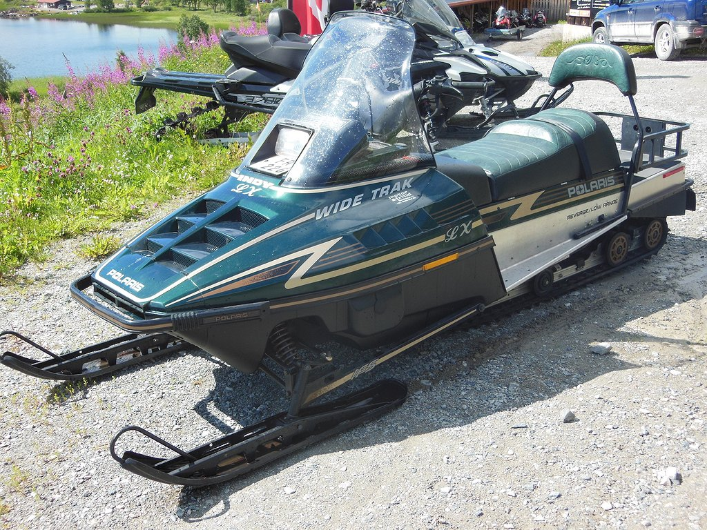 Polaris Widetrack LX obs milen