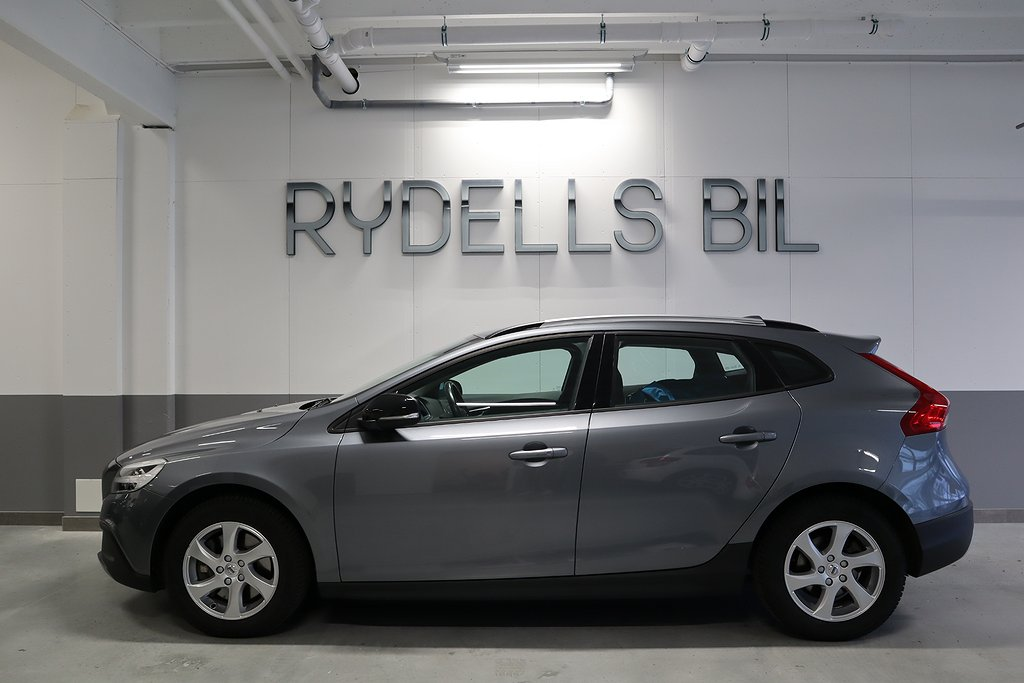 Volvo V40 Cross Country D3 Business Advanced Vhjul VoC Navi
