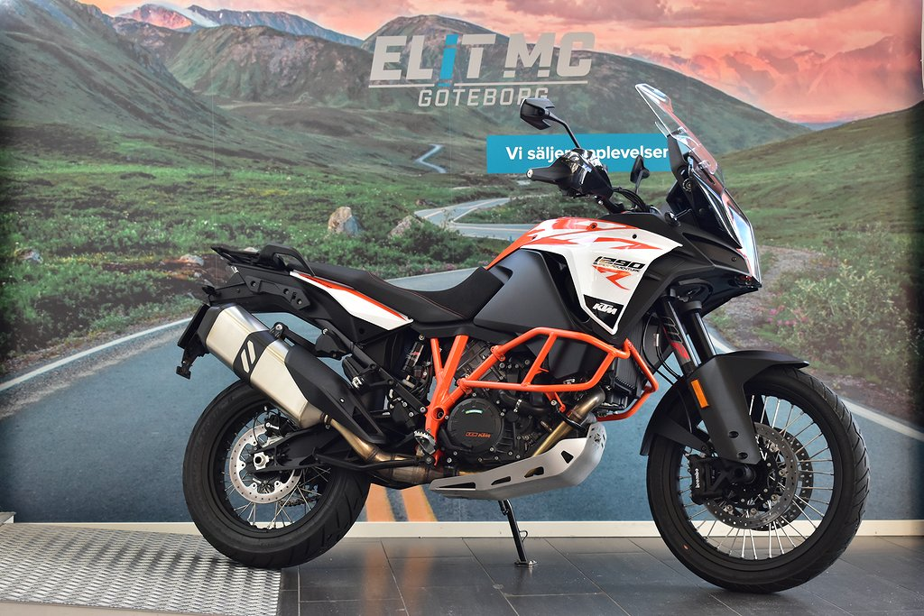 KTM 1290 Super Adventure R, ELiT MC Göteborg.