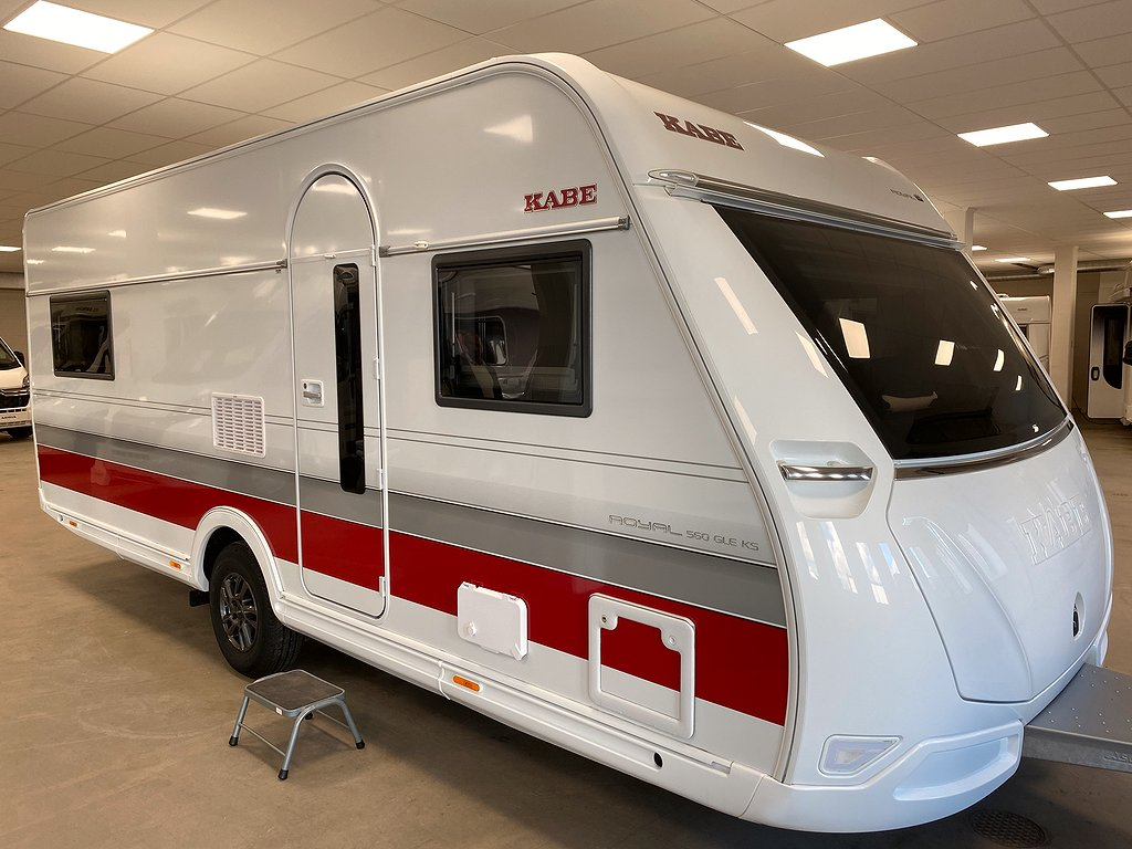 Kabe Royal 560 GLE King Size B2