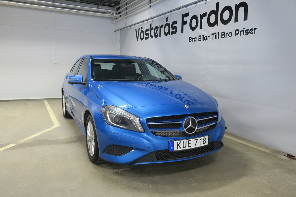 Mercedes-Benz A 180 122hk Business Plus Paket Motorvärmare