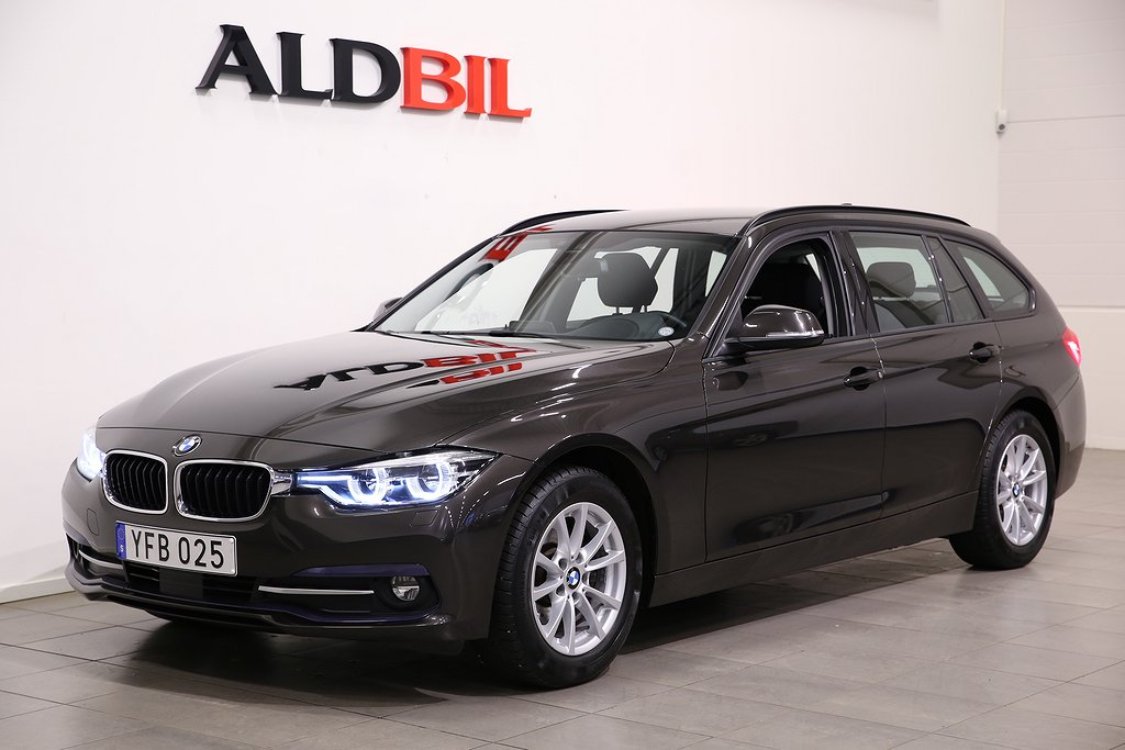 BMW 320 d 190hk xDrive T Model Sport / Innovation / Värmare