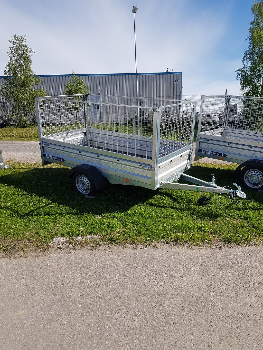 Lorries LORRIES PU75 Inkl nätläm 80 cm