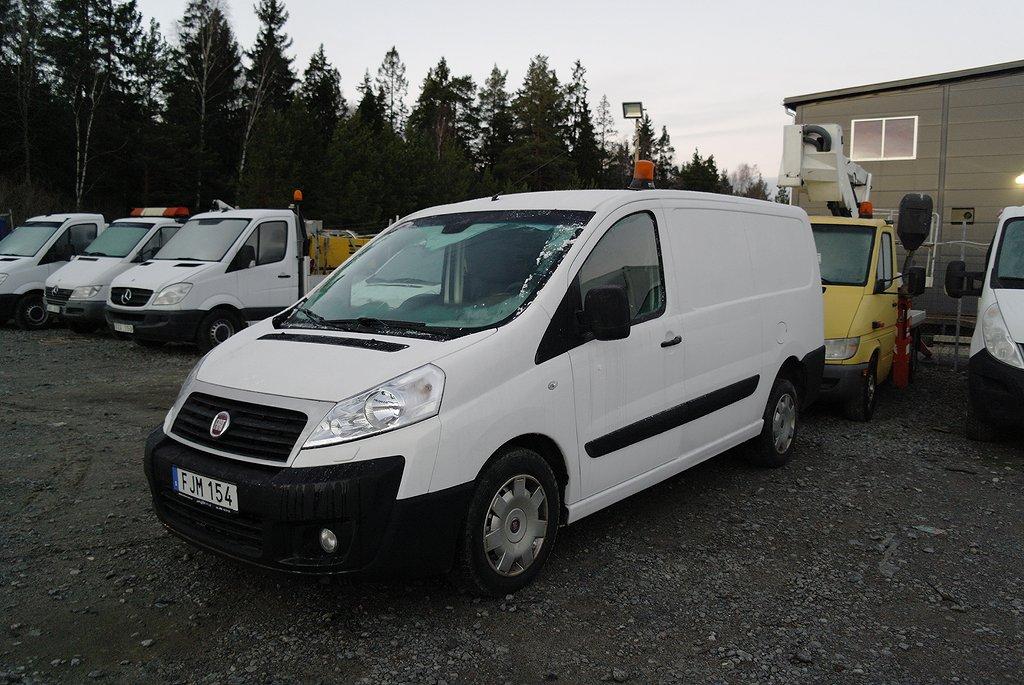 Fiat Scudo 2,0 Multijet Drag Webasto*