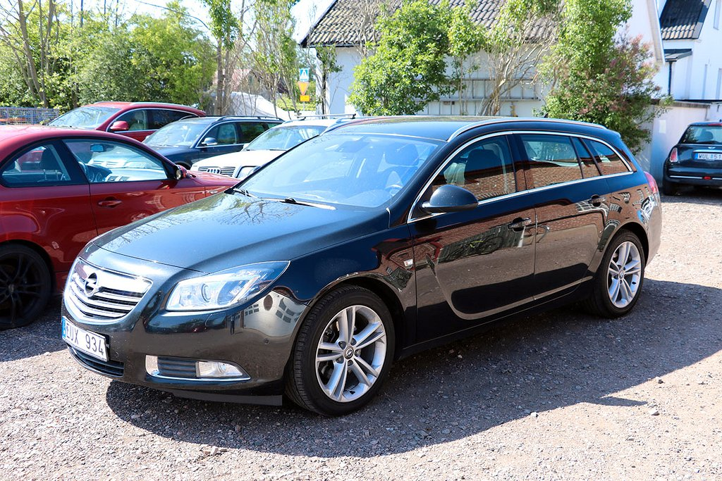 Opel Insignia Sports Tourer S