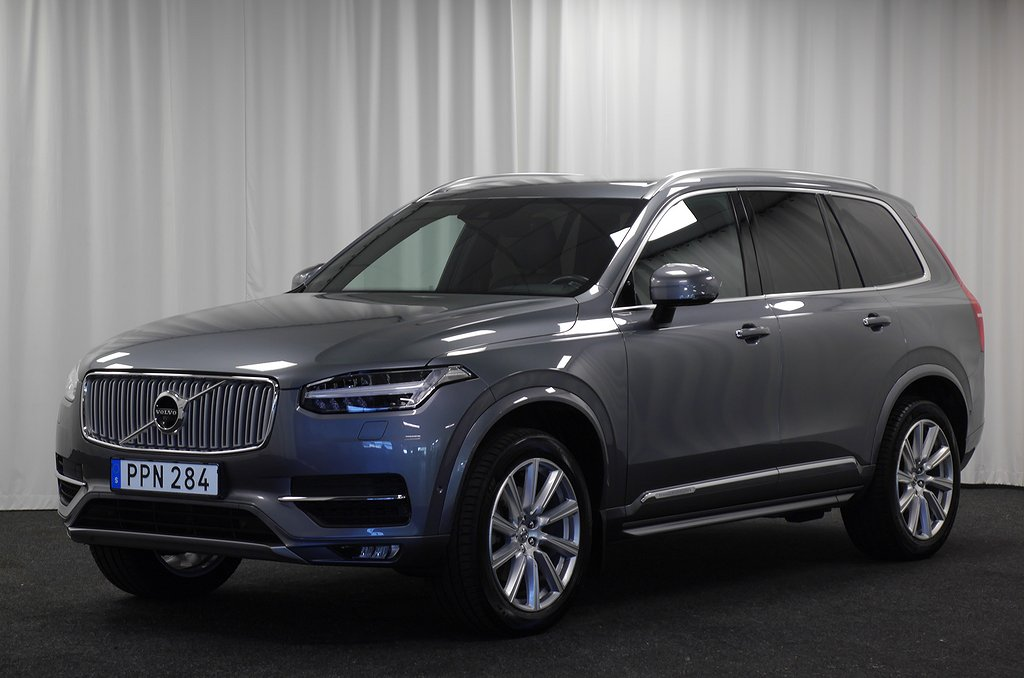 Volvo XC90 D5 AWD Inscription 5-säten (360°. Navi)