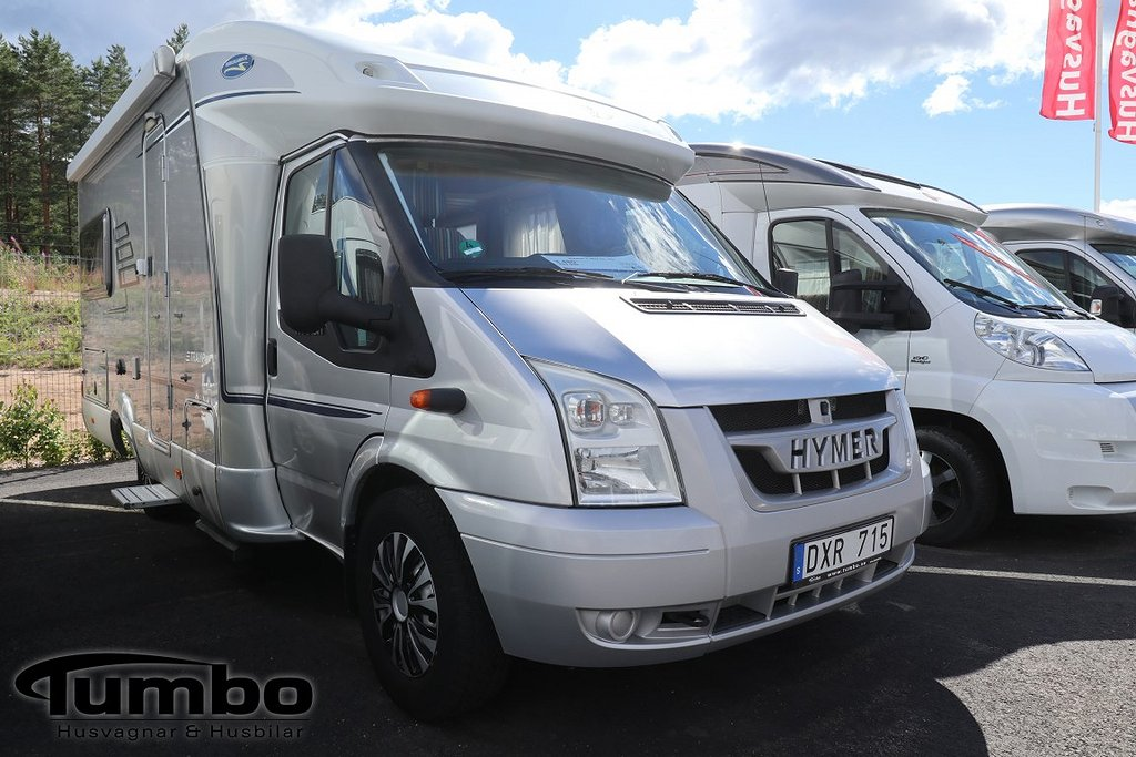 Hymer T 652 CL