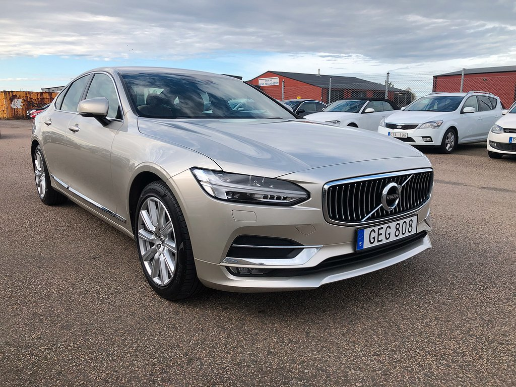 Volvo S90 D4 Geartronic Inscription Euro 6 190hk
