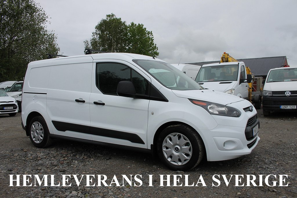 Ford Transit Connect 1.5TD AUT Euro6*