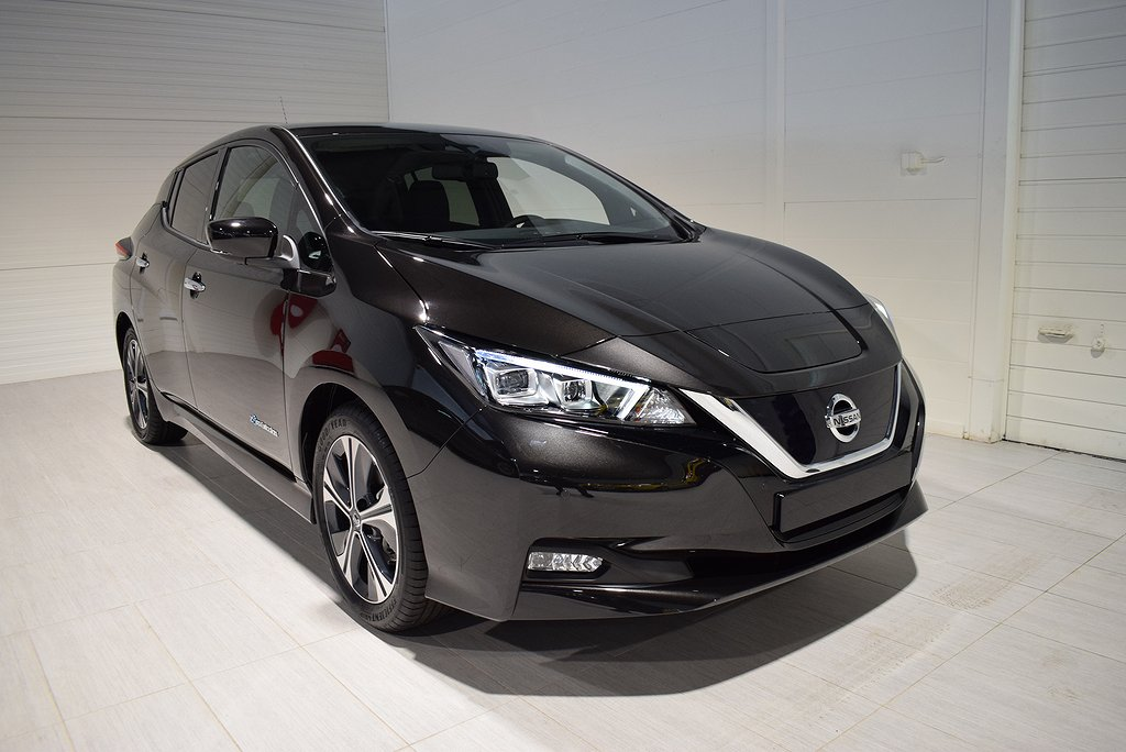 Nissan Leaf N-Connecta 40kw LED KAMPANJ 2020