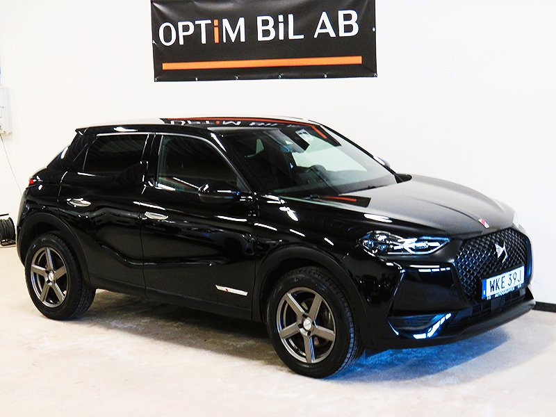DS 3 Crossback 1.2 Performance Line Euro 6