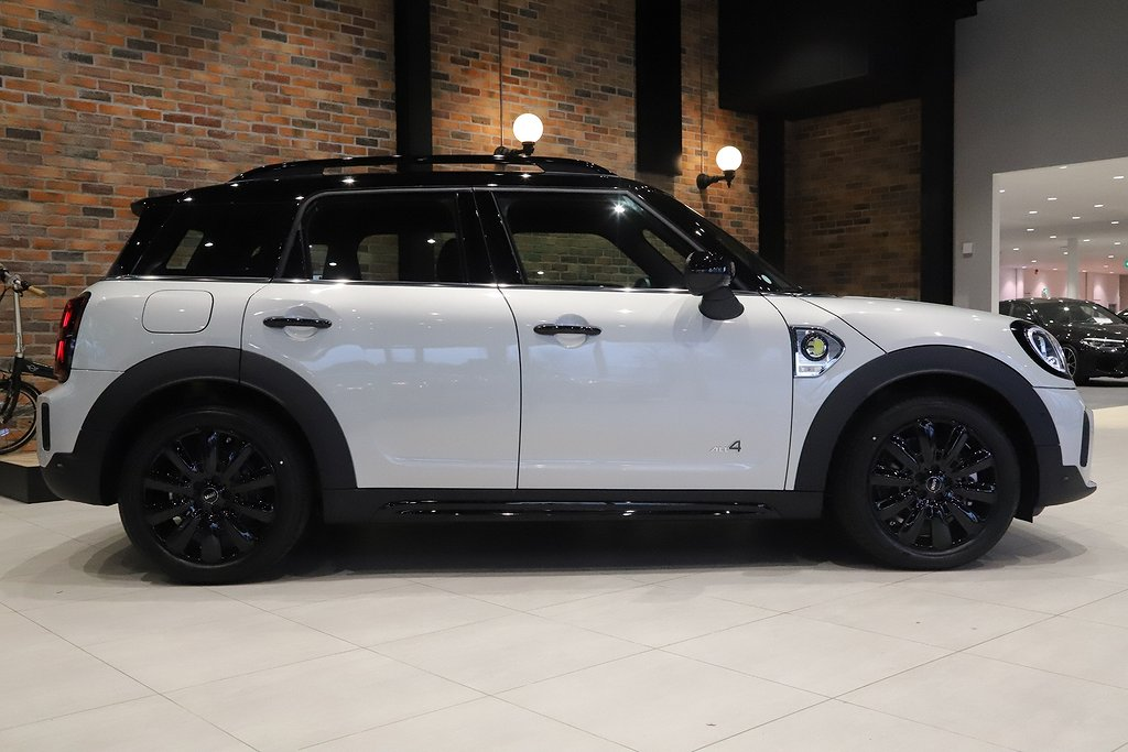 Mini Countryman SE ALL4 - Autowåx Bil AB