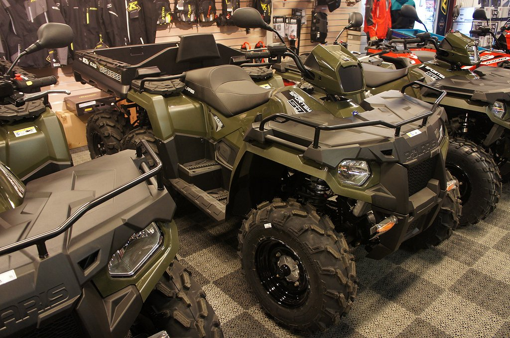 Polaris Sportsman 570 Eps 6X6 Traktor A