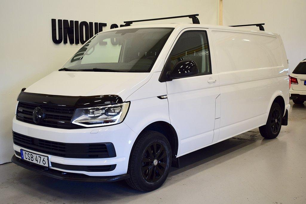 Volkswagen Transporter 150 DSG 4M Långskåp Pluspaket