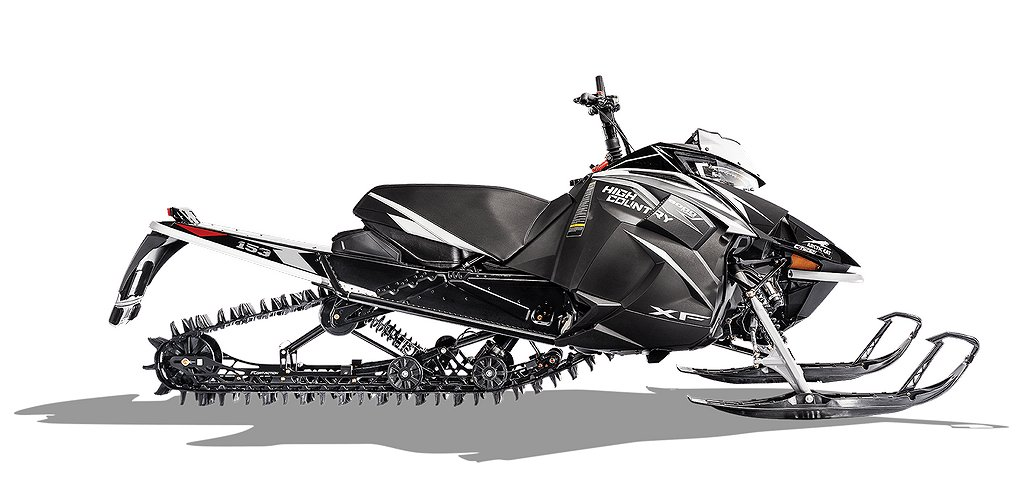 Arctic Cat High Country 9000 Turbo 153