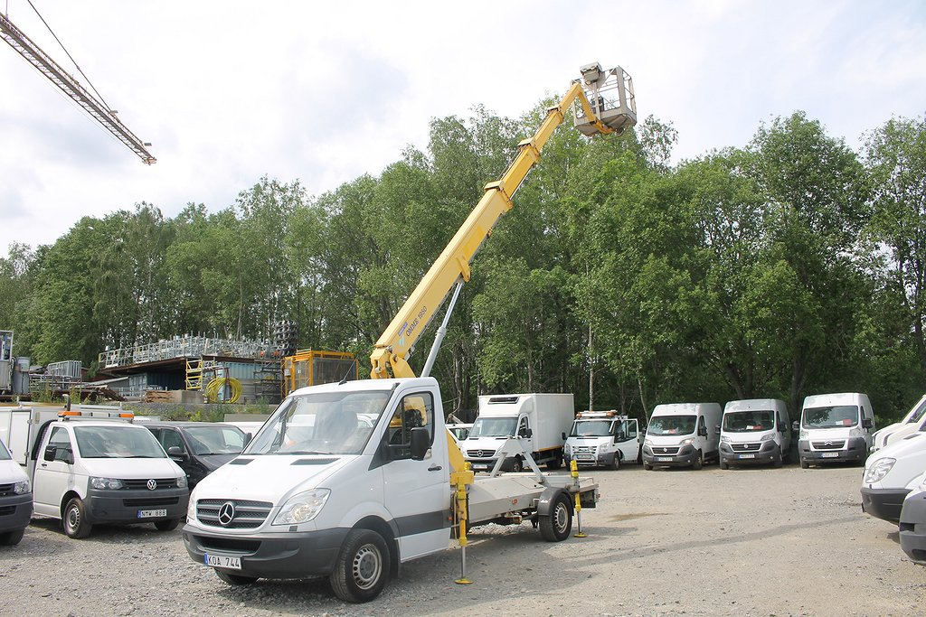 Mercedes-Benz Sprinter 311CDI Skylift 19.5*