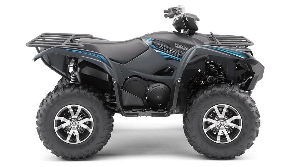 Yamaha GRIZZLY 700 EPS Limited Grå