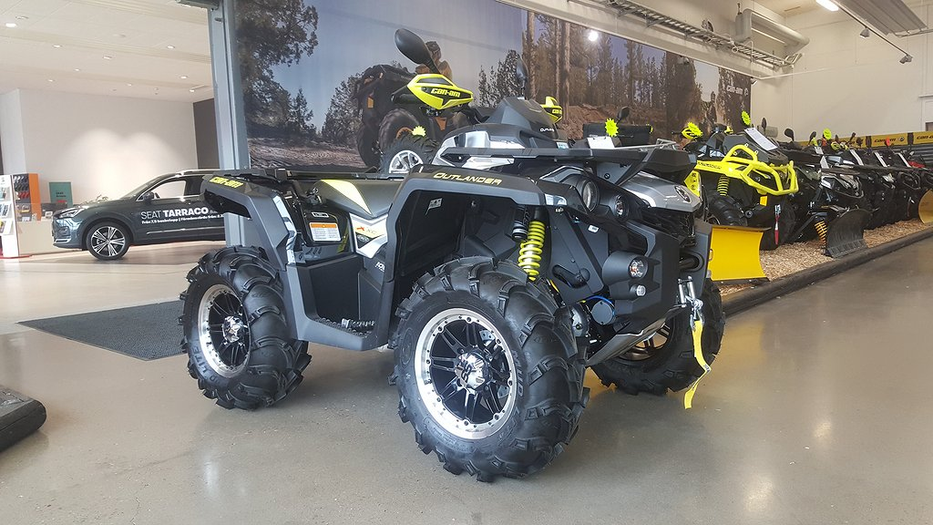 Can-Am Outlander XXC T3B *Monster Edition*