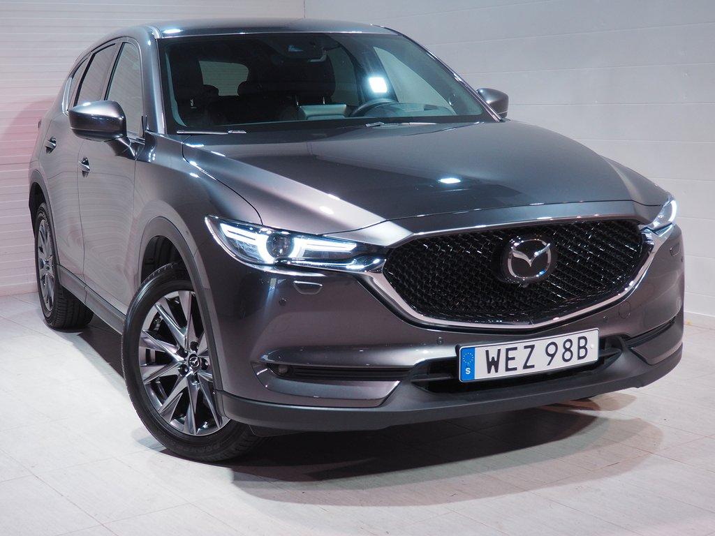 Mazda CX-5 2.5 SKYACTIV-G AWD Aut 194hk Optimum Signature 2020