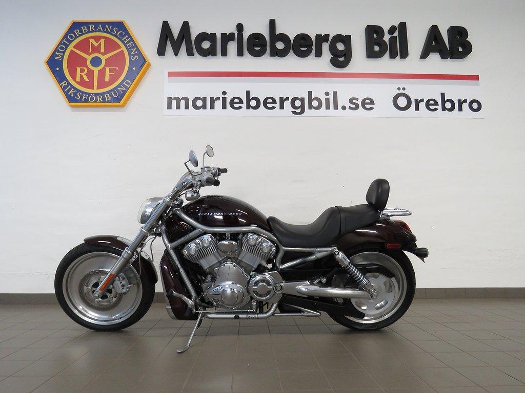Harley-Davidson V-ROD VRSCA /SVENSK-SÅLD/SCERAM EAGLE/TOPPSKICK
