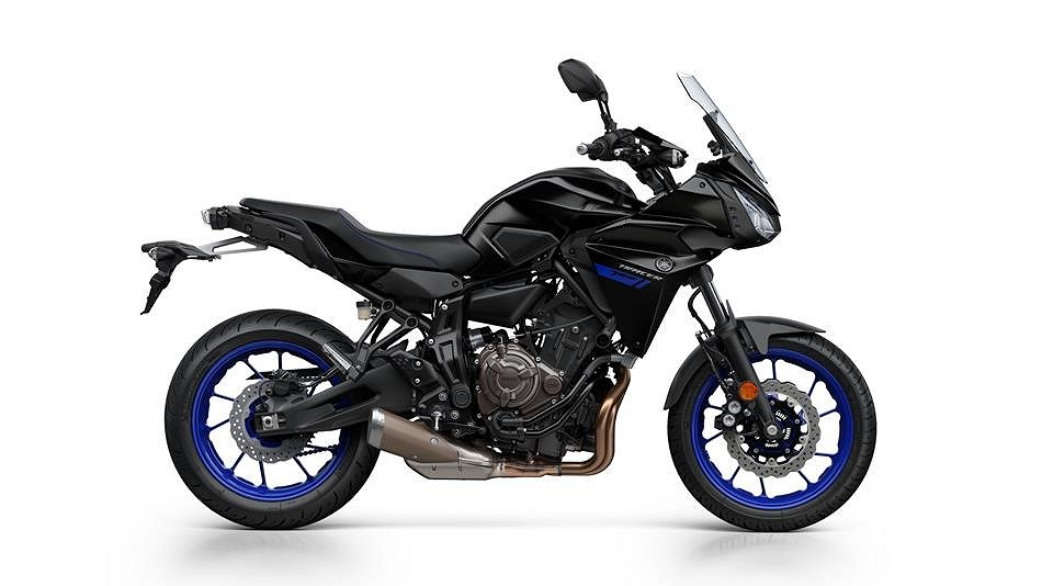 Yamaha TRACER 700 ABS  3 FÄRGER 35KW A2