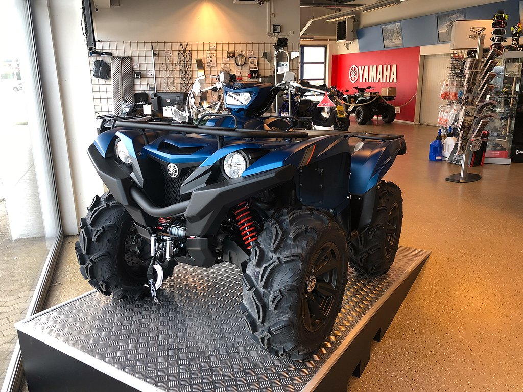 Yamaha Grizzly 700 EPS SE Alu Special edition