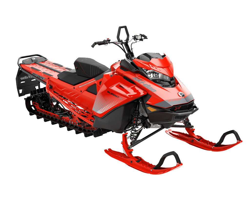 Ski-doo SUMMIT X 154 850 Shot  -19