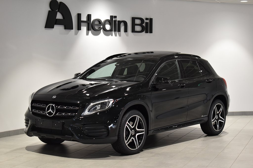 Mercedes-Benz GLA 250 4MATIC // AMG-Line // Backkamera