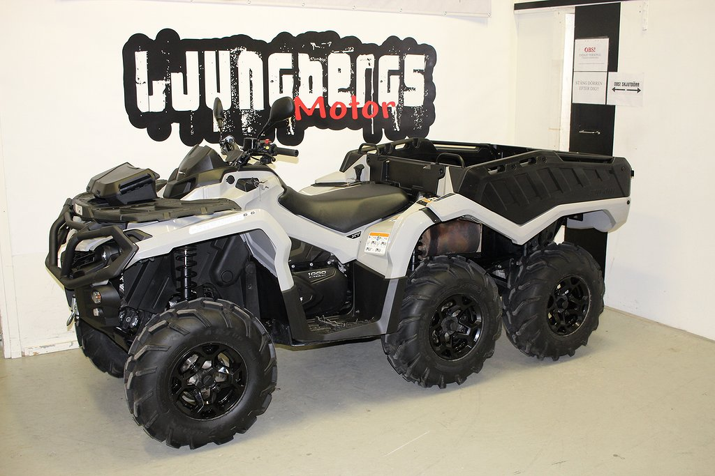 Can-Am Outlander 1000 6x6 *momsad