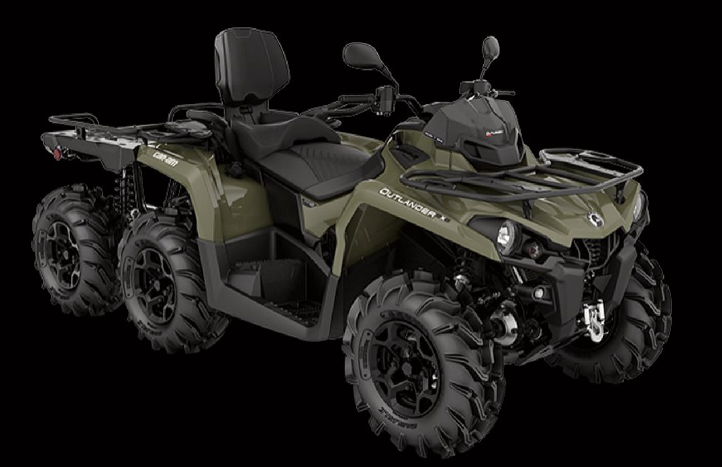 Can-Am Outlander MAX 6x6 PRO 450