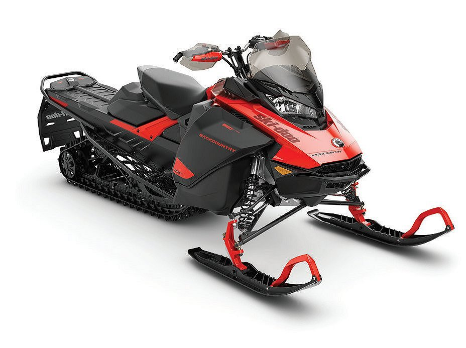 BRP Ski-Doo Backcountry 600R E-TEC