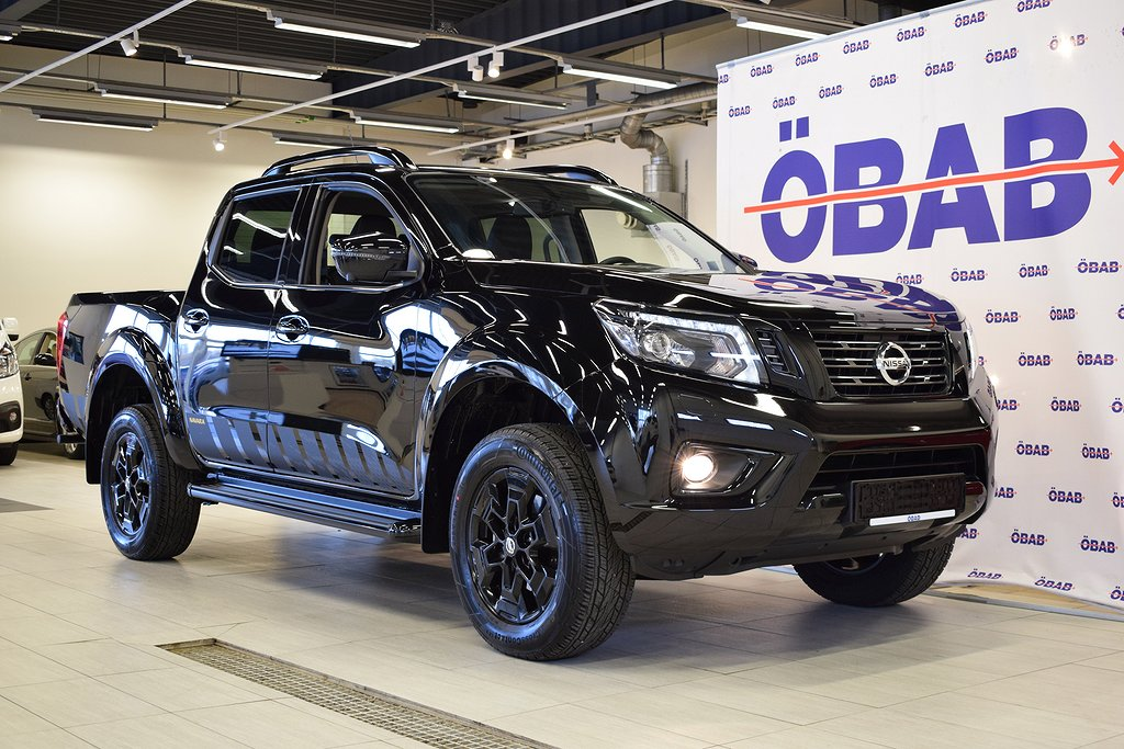 Nissan Navara Double Cab N-Guard