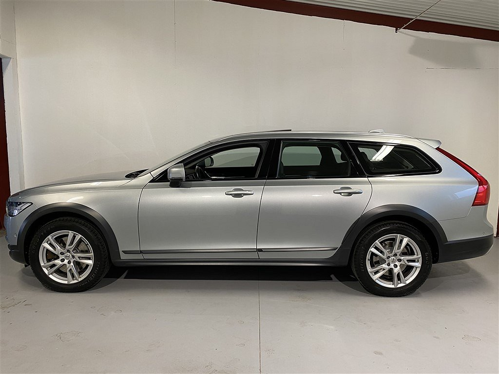 Volvo V90 Cross Country D4 AWD 190hk Business Advanced