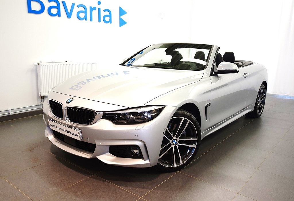 BMW 430 i xDrive Cab M-Sport Connected