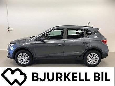 Seat Arona 1.0 TSI 95 Style Privatleasinged/ Drag/ Klimatpaket/ Full Link
