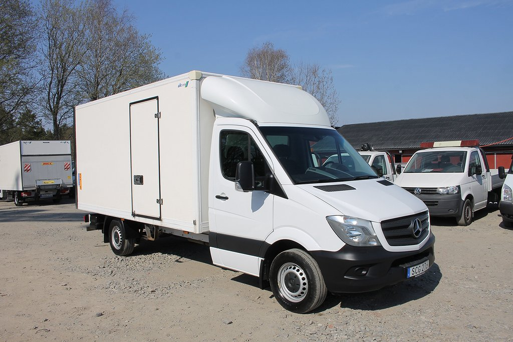 Mercedes-Benz Sprinter 316BlueTEC BG-Lyft AUT