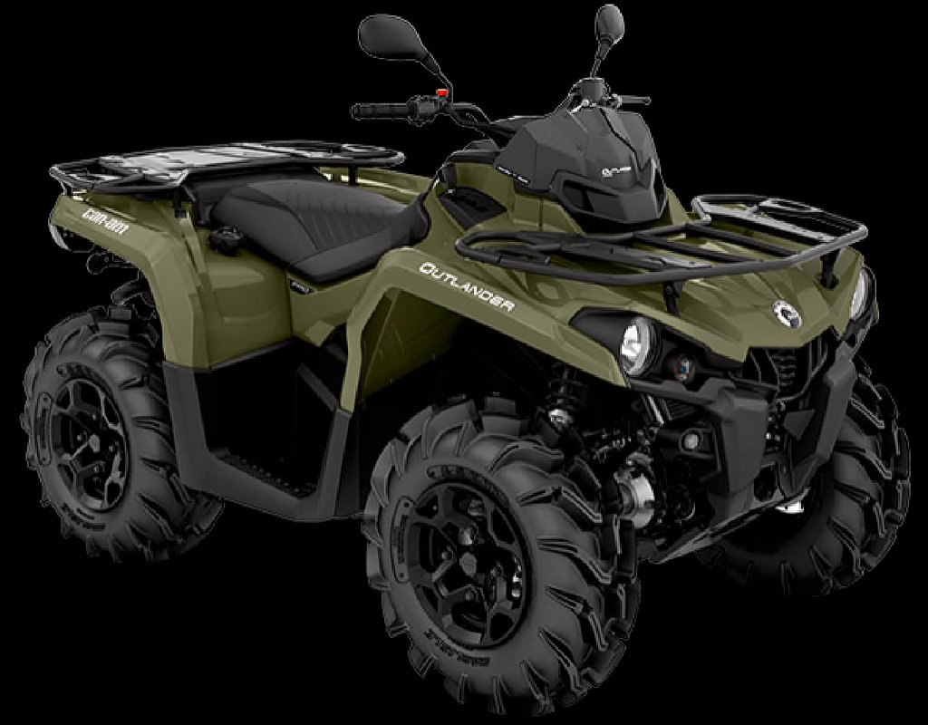 Can-Am Outlander 450 PRO+ T