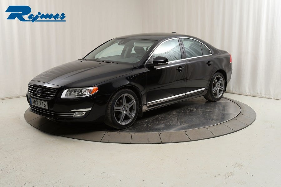 Volvo S80 D4 163 S/S Summum Business Edition