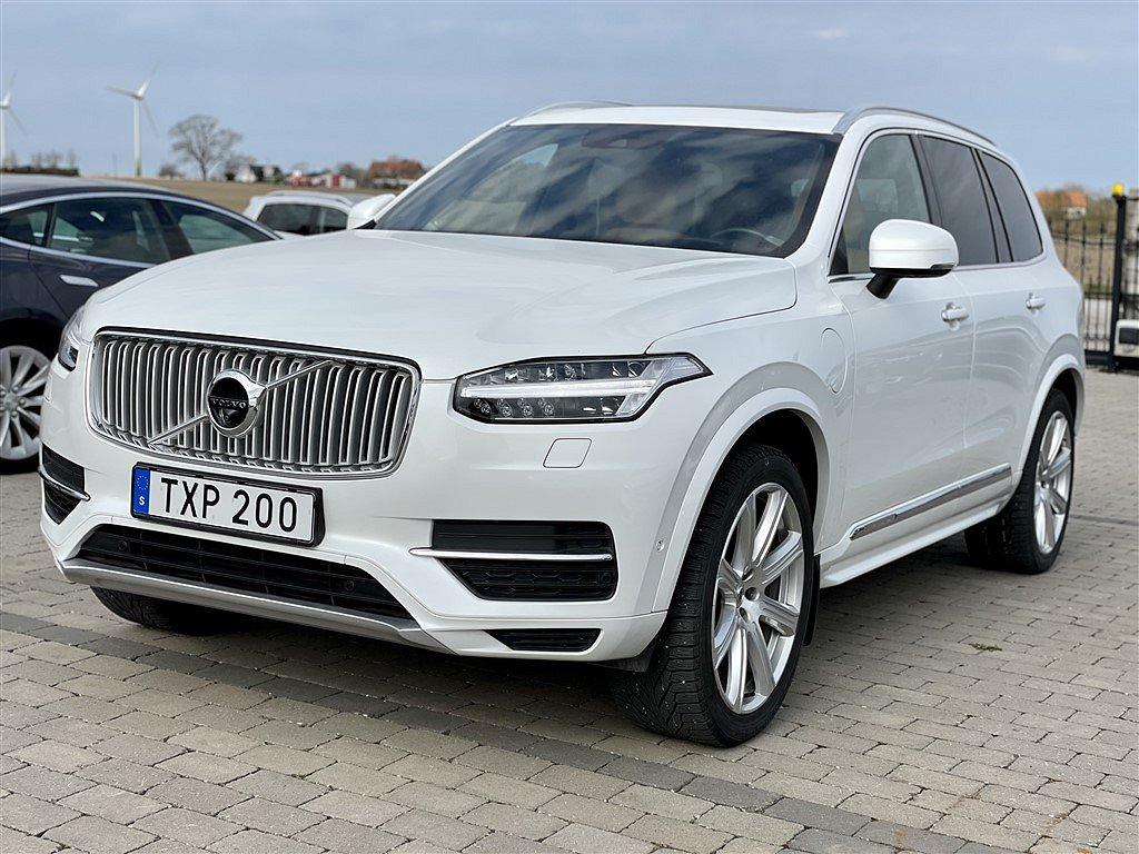 Volvo XC90 T8 TwEn AWD Inscription Polestar Fullutrustad