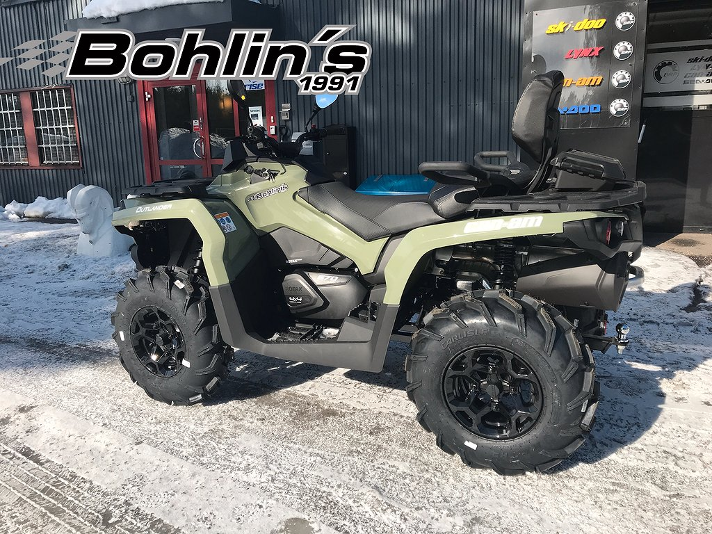 Can-Am Outlander Max 570 Pro T3B -18