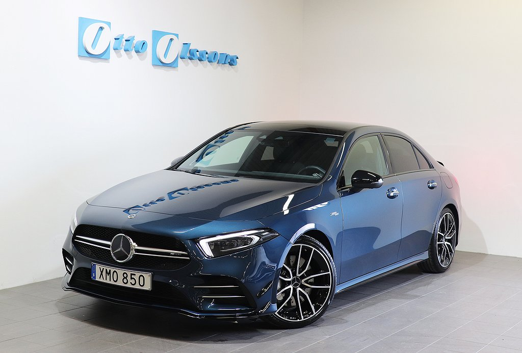 Mercedes-Benz A 35 AMG Sedan 4Matic 306hk