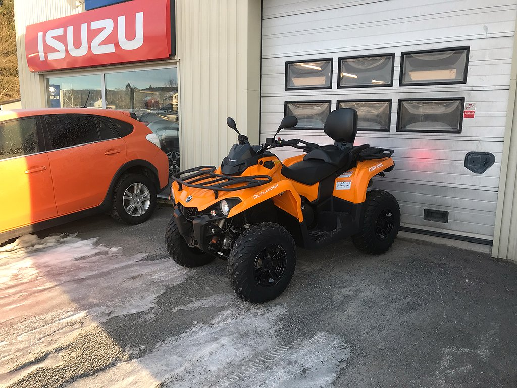 Can-Am Outlander 570 Max T3B ABS